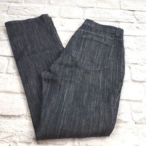 Not Your Daughters Jeans Dark Blue size 6